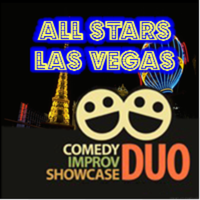 Duo Comedy Improv All-stars - Las Vegas Performance...