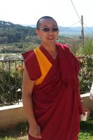 Lama Samten dans le Luberon