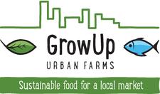 GrowUp Urban Farms logo