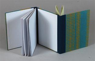 Bindery Workshop - Dos a Dos Binding