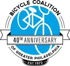Bicycle Coalition of Greater Philadelphia (BCGP)  logo