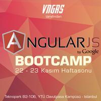 AngularJS Haftasonu Bootcamp Etkinliği