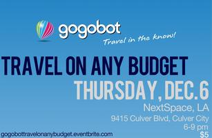 Gogobot Travel Salon LA: Travel on Any Budget