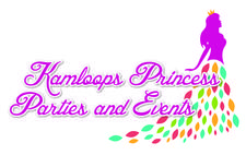 Kamloops Princess Parties logo
