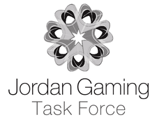 Jordan Gaming  Lab & Jordan Gaming Task Force logo