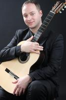 Classical Guitar Recital with James Rippingale on behal...
