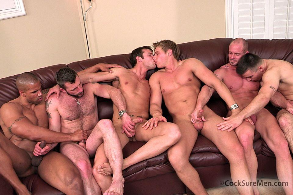 JUICY GUY ORGY PARTY