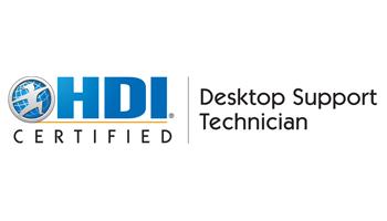 HDI Desktop Support Technician 2 Days Training in Ottawa