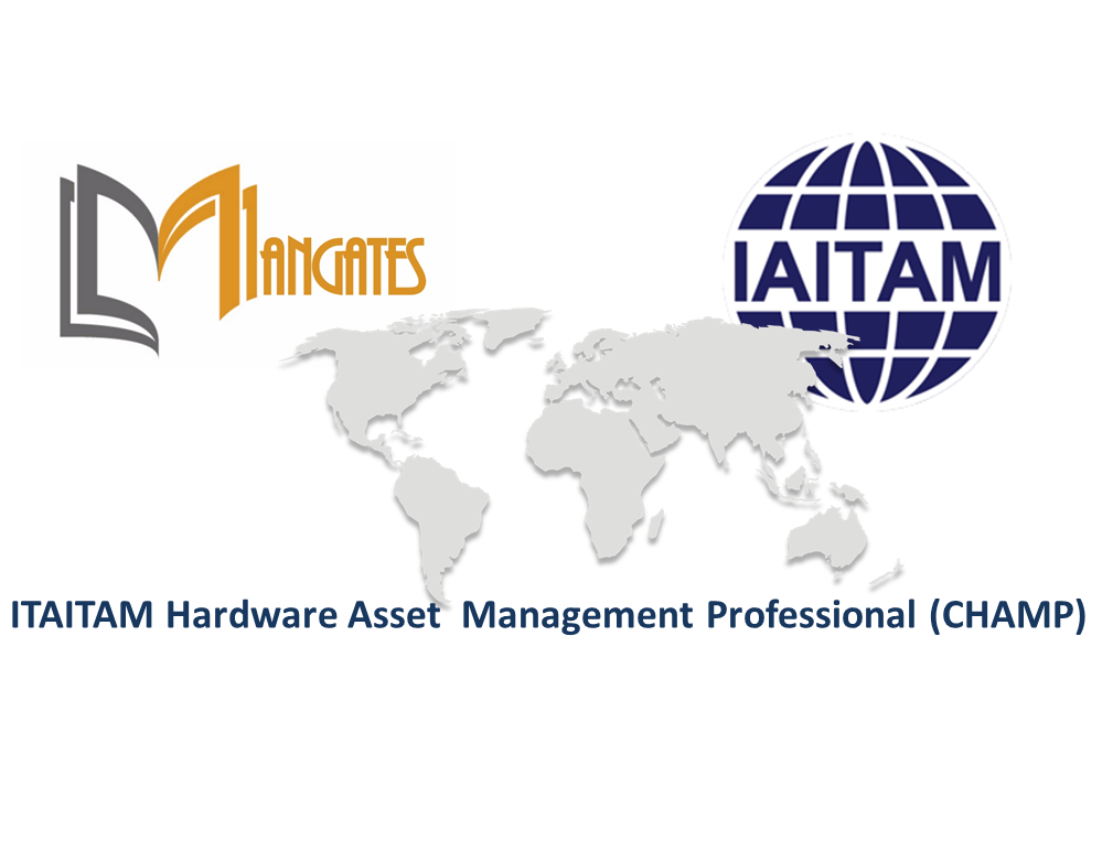 ITAITAM Hardware Asset Management Professional(CHAMP) 2 Days Training in Vancouver