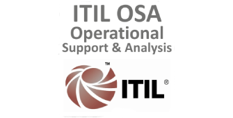 ITIL® – Operational Support And Analysis (OSA) 4 Days Training in Ottawa