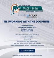 Dolphins Business Alliance 4th Quarter Trade Show and...