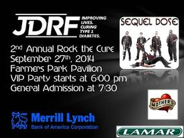 JDRF Rock the Cure for Diabetes