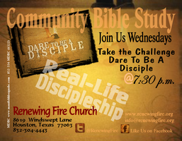 Take the Challenge and Dare to Be A Real-Life Disciple