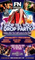 Shop Til You Drop Party