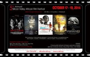 Silicon Valley African Film Festival (SVAFF) 2014
