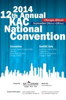 2014 12th Annual KAC National Convention & GenKAC Gala...