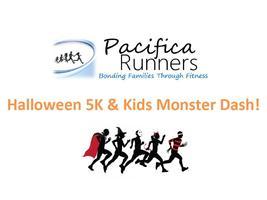 Pacifica Runners: Halloween 5K & Kids Monster Dash!