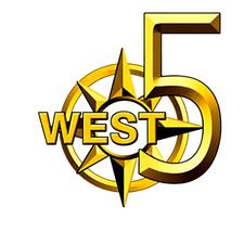 West 5  logo