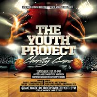 The 2nd Annual Youth Project Celebrity Charity...