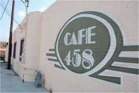 Volunteering at Cafe 458