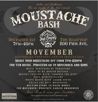 Movember Stash Bash