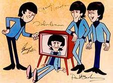 Marin Sonoma Beatles Festival logo