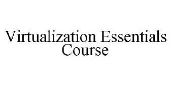 Virtualization Essentials 2 Days Virtual Live Training in Halifax