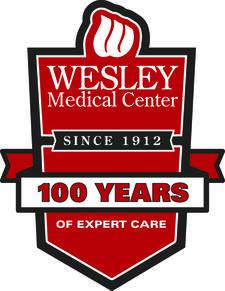 Wesley Medical Center logo