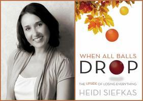 Author of When All Balls Drop, Heidi Siefkas, Hosts...