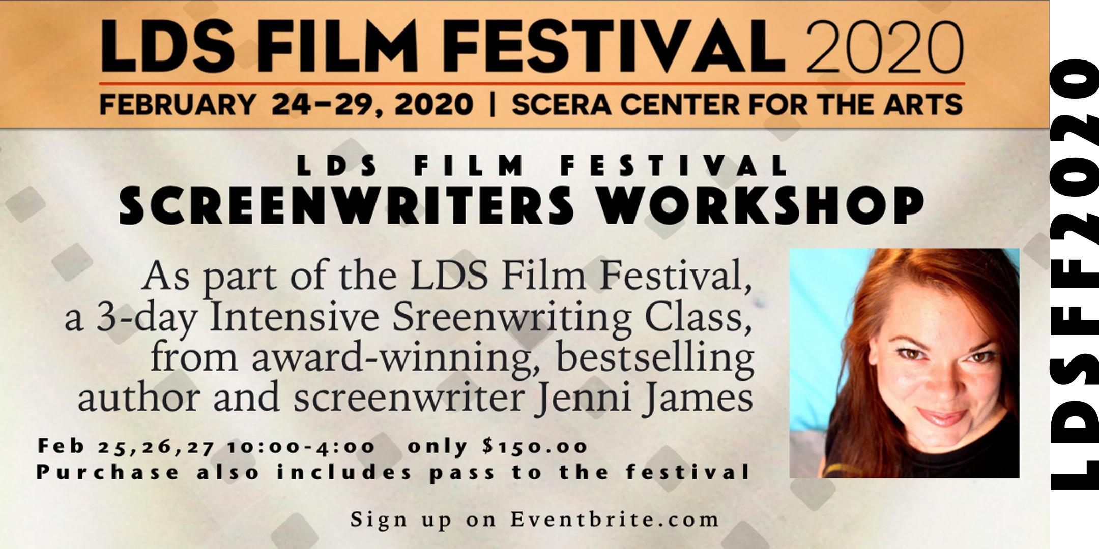 LDS Film Festival Screenwriters Workshop