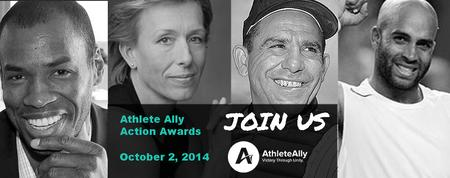 The Athlete Ally Action Awards