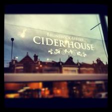 The Cider House logo
