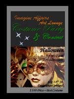 Imagine Affairs Halloween Party & Costume Contest