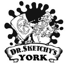 Dr Sketchy's York logo