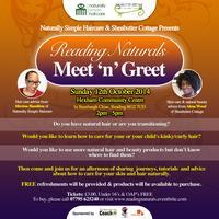 Reading Naturals Meet 'n' Greet