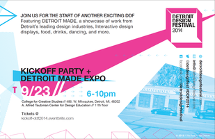 2014 DDF Kick Off Party + Design Expo