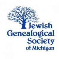 Jewish Genealogical Society of Michigan logo