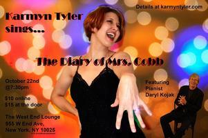 Karmyn Tyler - The Diary of Mrs. Cobb