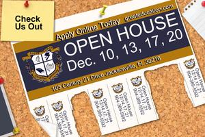 "St Thomas Christian University ""Open House"""