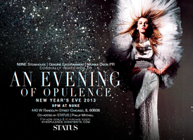 An Evening of Opulence: NYE 2013