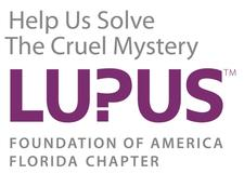 Lupus Foundation of America's Florida Chapter logo