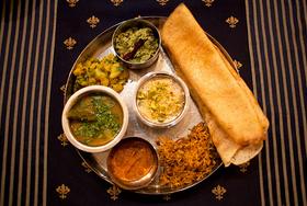 Foodtober: League of Kitchens Indian Cooking Workshop...