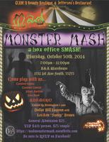 MAD MONSTER MASH / Central Alabama Theater's very 1st...