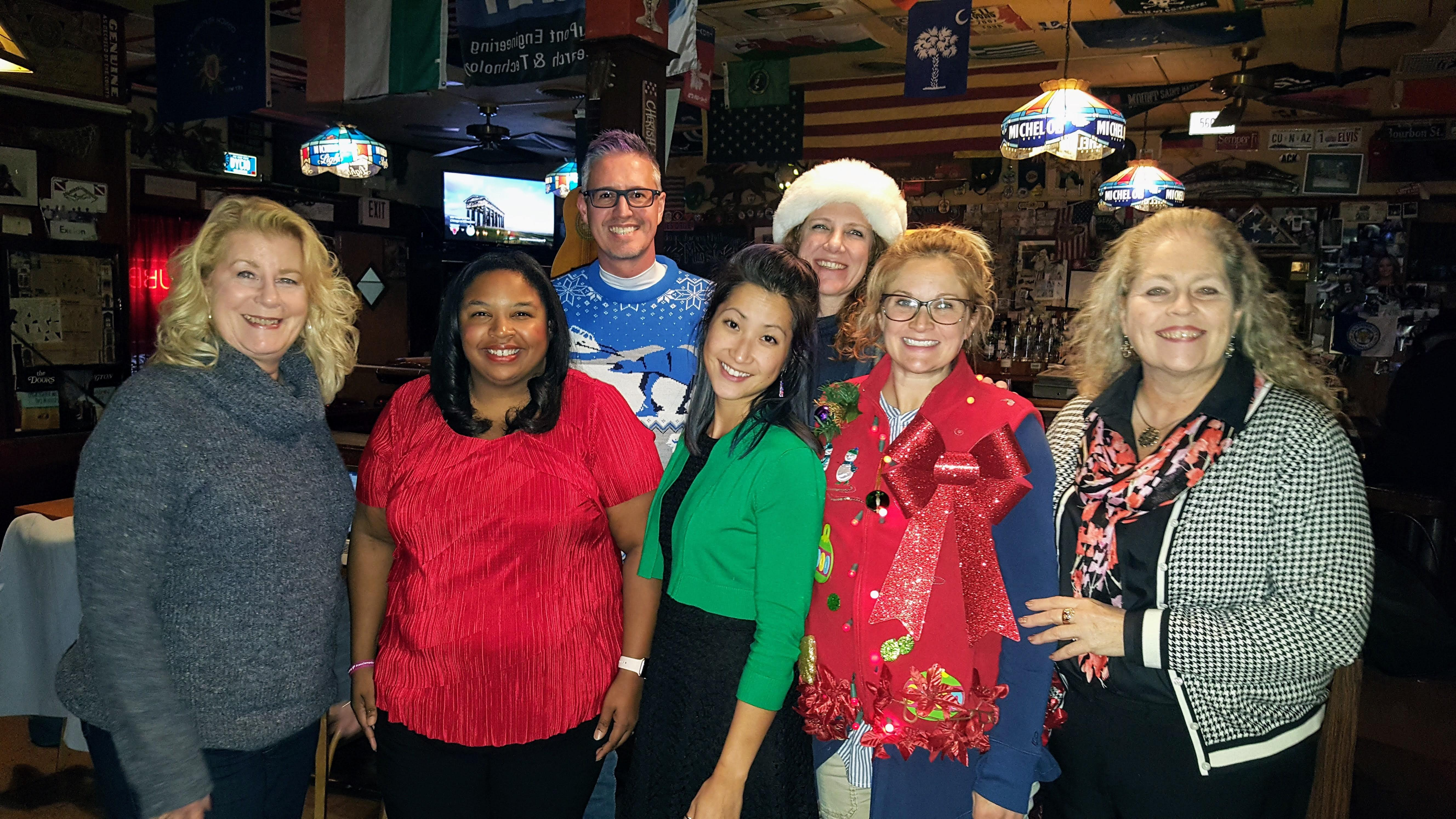Holiday Happy Hour at Delaware's Best Dive Bar