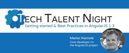 Tech Talent Night - Getting started & Best Practices...