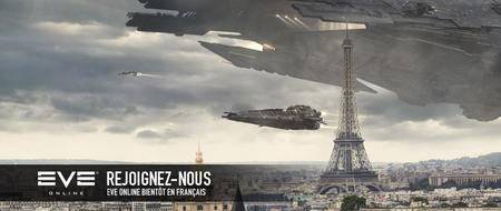 EVE Online Player Gathering à Paris