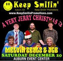 Melvin Seals & JGB  Very Jerry Christmas III w/ Rusty...