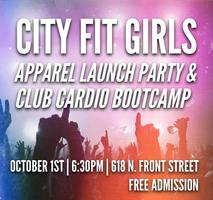 Club Cardio Bootcamp & Apparel Launch Party