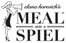 Meal and a Spiel logo