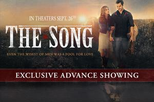 NASHVILLE's VIP Screening of The Song